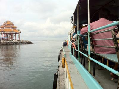 第一回ウッドボール釣り部シーチャン島